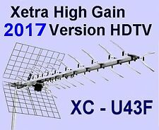 High Quality & Gain Outdoor UHF DTV YAGI Directional Antenna