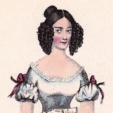 Princesse Clémentine d'Orléans Mademoiselle de Beaujolais Saxe Cobourg Gotha