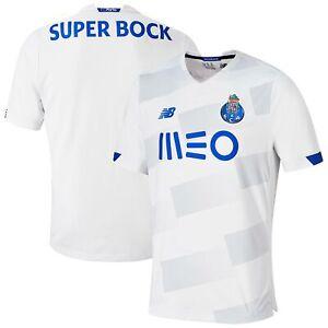 FC PORTO 3rd Football Shirt 20 -21 Sport Jersey Top T-Shirt New Balance - Mens