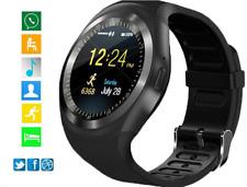 696 Y1 Smartwatch Android - Nero