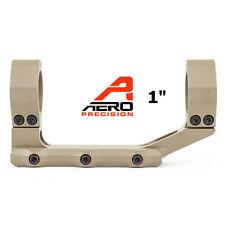 "Aero Precision Ultralight 1"" Inch Rifle Scope Mount, Standard APRA210110 - FDE"