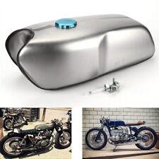 Cafe Racer 9L / 2.4 Gallon Universal Custom Gas Fuel Tank for Honda Yamaha BMW
