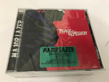 Major Lazer - Peace Is The Mission [New & Sealed] CD 9397601002931 [B2]