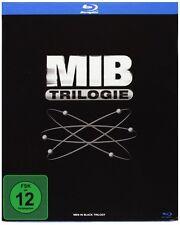 Men in Black Teil 1+2+3 Blu-ray * NEU OVP * (Man in Black) * (Trilogie,Trilogy)