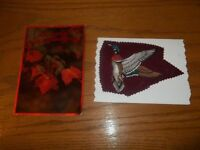 Lot of 2 Thanksgiving Cards-New