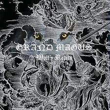 ~COVER ART MISSING~ Grand Magus CD Wolfs Return