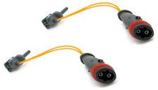 BP19x2 2 X Vordere Hintere Bremsbelagverschleiß Kabel -anzeige, Sensor