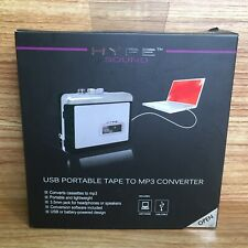 Hype Usb Tape to Mp3 Portable Player and Converter Brand New 🇺🇸