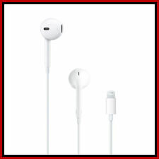 New OEM Original Apple EarPods with Lightning Connector for iPhone 7/ Plus White
