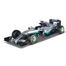 Bburago 1:43 2016 Mercedes Benz AMG Petronas F1 F W07 NICO ROSBERG #6 Model Car