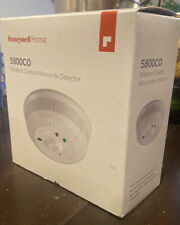 HONEYWELL/ADEMCO 5800CO CARBON MONOXIDE DETECTOR *ALL NEW* 2030! LOT OF 2