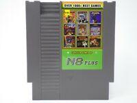 1185 in 1 N8 PLUS NES Game Cartridge USA JAPAN EUROPE Nintendo Multi Cart 8GB SD