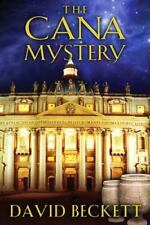 The Cana Mystery by David Beckett (2013, Paperback) -NEW- Award Winner! SIGNED!!
