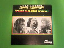 Israel Vibration Same Song LP Top Ranking OG 1978 JA Press Rare Roots Reggae!