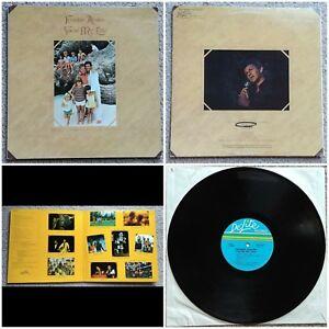 """FRANKIE AVALON You're My Life LP Vinyl Record 12"""" POP ROCK 1977 De-Lite Records"""