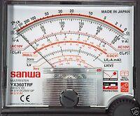 Sanwa YX-360TRF Linear Analog Multimeter Tester YX360TRF  NEW