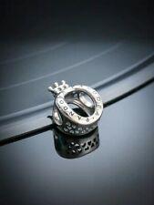 Authentic Pandora  Sterling Silver 925 Crown Bracelet Charm Pendant 797401 #dc