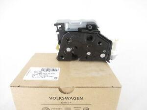 Genuine OEM Volkswagen Audi 8J1-837-015-B Driver Front Door Lock Actuator