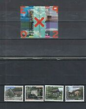 Timbres suisse  helvetia neufs **
