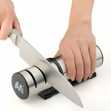 Diamond Knife Sharpener 3 steps - Perfect tool for professional kitchen work