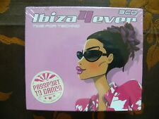 COFFRET 3 CD IBIZA 4 EVER - Time For Techno  (2006) UK  NEUF SOUS BLISTER