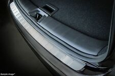 REAR BUMPER PROTECTOR compatible with NISSAN QASHQAI I [since 2007]