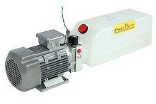 Elektrohydraulikpumpe 380V 200bar Hydraulikpumpe 2200W Elektropumpe 10Lit. 02470