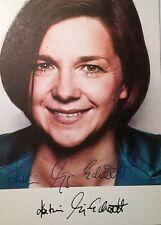 Katrin Göring-Eckardt - Deutschen Bundestag, Autogramm, Autograph