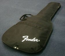 FENDER PRECISION BASS GUITAR GIG BAG CARRYING CASE   P BASS  NEW