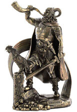 Heimdall - Norse Viking God Guardian of the Bifrost Statue Sculpture Figurine