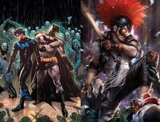 Dc Comics Batman #99 Joker War Main+Derrick Chew Variant Nm 9/15/2020 Pre-Sale