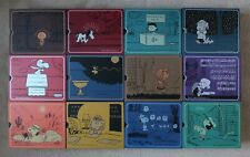 THE COMPLETE PEANUTS 24 HARDCOVER BOOKS SET 1950 - 1998 CHARLES M. SCHULZ