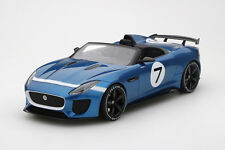 Jaguar F Type Project 7, Top Speed by TSM, TS0035 1/18th