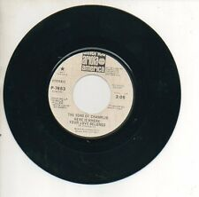 """SONS OF CHAMPLIN 45 RPM Promo Record """"HERE IS WHERE YOUR LOVE BELONGS"""" Mint Rock"""