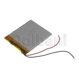 New 3.7V 1200mAh Internal Li-ion Polymer Built-in Battery 66x53x3mm 29-16-0642