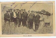 Pilgrimage Committee Strawbridge Log Meeting House Sams Creek MD 1914 Methodist