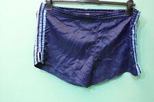 Adidas Nylon Short blau Gr 6 Herren oldschool Sprinter vintage*