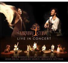 Mirabai Ceiba - Live in Concert [New CD] Digipack Packaging