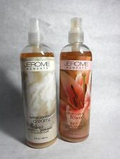 2 Jerome Moments 3 IN 1 BODY WASH Sweet Vanilla Cotton Candy 12 oz ea NEW  MA08A