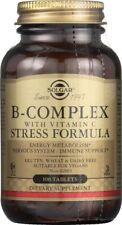 Solgar B-Complex with Vitamin C Stress Formula* 100 Tablets