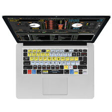 Serato Scratch Live MacBook Keyboard Cover - Improve your DJ set up now.