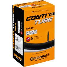 CONTINENTAL MTB TUBO 29 x 1.75 - 2.5 pollici VALVOLA presta (per 29er) tubo interno