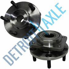 Pair: 2 New FRONT Grand Caravan Voyager Town&Country Wheel Hub Bearing Assembly
