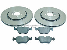 MG ZT ZTT 1999-2006 FRONT 325mm BRAKE DISCS AND BRAKE PADS SET NEW