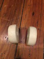 🚴 (2) Rolls of NOS Hunt Wilde WHITE Road Bike Tandem Bar Tape Schwinn,Ross