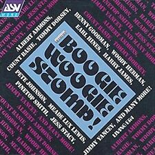 Boogie Woogie Stomp ASV/Living Era - Various Artists CD Original MONO Recordings