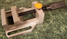 2-3/4 inch TINY MINI DRILL PRESS VISE Cast Aluminum Construction New Small clamp