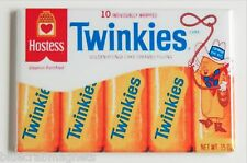 Hostess Twinkies FRIDGE MAGNET (2.5 x 3.5 inches) box wrapper twinkie the kid