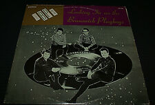 The BP'S Looking In On The Brunswick Playboys LP RECORD RARE CANADA GARAGE ROCK