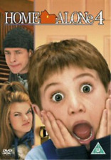 French Stewart, Missi Pyle-Home Alone 4  (UK IMPORT)  DVD NEW